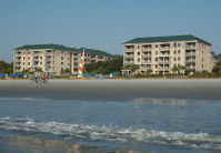 Marriott Barony Beach Club Hilton Head South Carolina