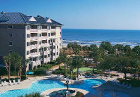 Marriott Grande Ocean Hilton Head South Carolina